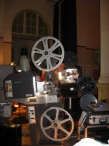 Image of projectors