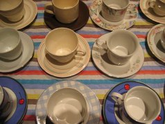 Image of china crockery